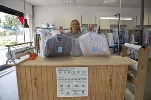 Textilreinigung Bielefeld Hemdenservice